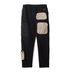 Женские и мужские спортивные брюки-карго Трэвиса Скотта кактуса Джека карго