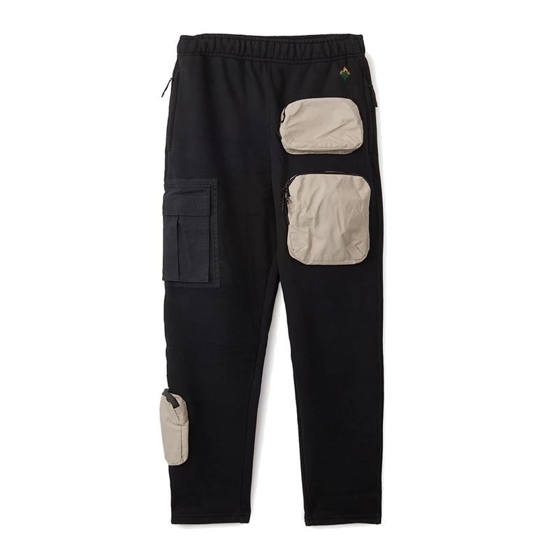 Travis Scott Cactus Jack Cargo Sweatpants Women Men Pants Travis Scott Drawstring Joggers Sweatpants