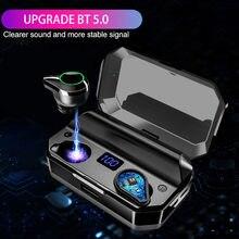 CARPRIE-auriculares inalámbricos TWS T9 BT, deportivos, a prueba de agua, con potencia móvil, intrauditivos inteligentes, bluetooth, envío gratis