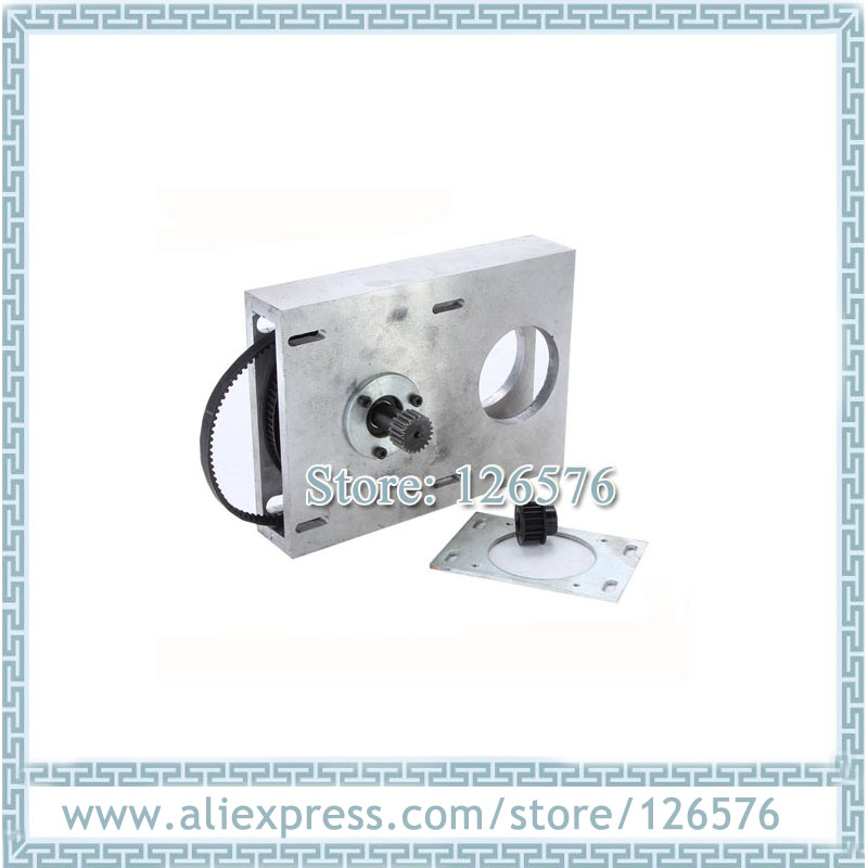 Module 1.25 Straight Rack Gearbox, Gear Rack Gear Box, CNC Router Gearbox Reducer 5:1