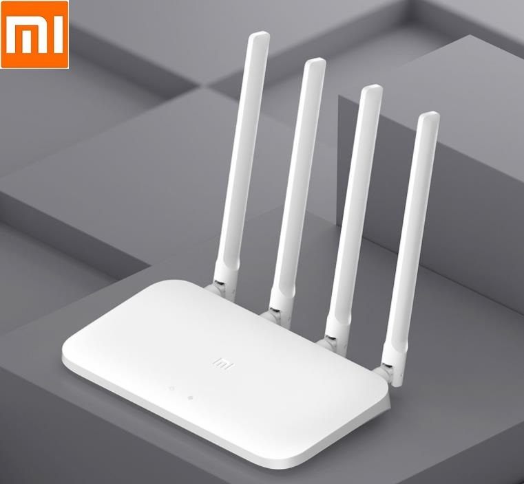 Xiaomi Router 4A <font><b>WiFi</b></font> Repeater 1167Mbps 2.4Ghz 5Ghz <font><b>WiFi</b></font> <font><b>802.11ac</b></font> 4 Antennas APP Control Wireless Routers image