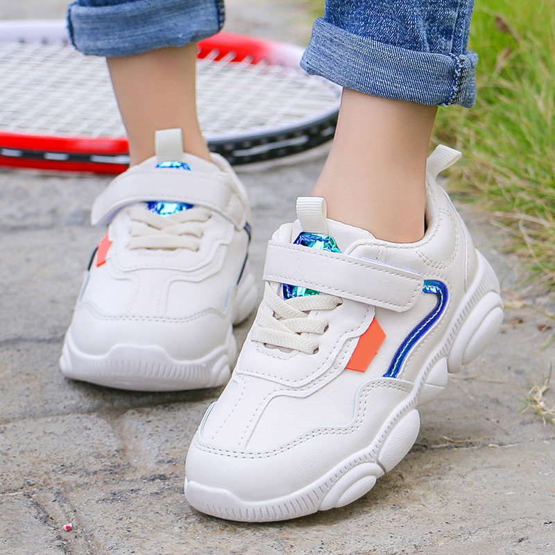 Spring Summer New Kids Shoes Soft Cotton Breathable Children Shoes For Boys Girls Tenis Infantil Girls Shoes