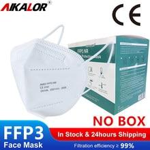 Mask FFP3 KN95 Black 5-Layers Protective Filter 99% Face Mask ffp3mask mascherina FFP3 Masks mascarillas ffp3reutilizable españa