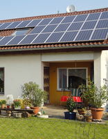 Solar Panel Kit Complete 9KW 10KW 220v Solar Panel 300w Hybrid Inverter 5kw Controller 80A MPPT Pure Sine Wave Gel Battery RV
