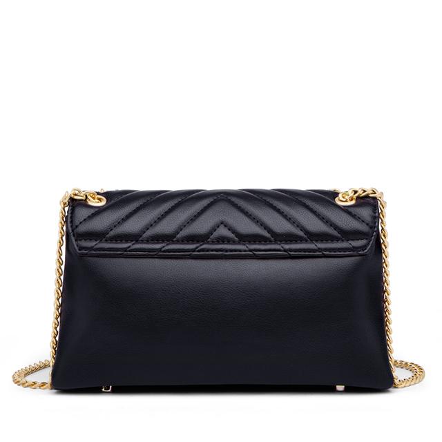 ZOOLER Fashion Leather Shoulder bag Famous Brand Women Luxury Handbags Ladies Chain Crossbody Bags For Women Messenger Bag#HI201