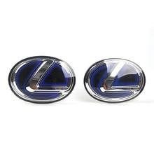 Чехол с логотипом Lexus смешанный динамический li biao модифицированные автомобильные Логотипы смешанный Мощный Автомобильный логотип Chi