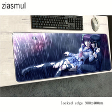 Angel Beats mouse pad home 900x400 pad to mouse notbook computer mousepad cute l