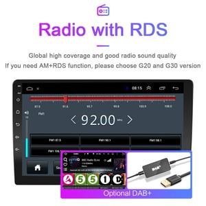 Image 4 - 4G + 64G 안 드 로이드 9.0 자동차 DVD 플레이어 푸조 307 307CC 307SW 2002 2013 자동차 라디오 GPS 네비게이션 CarPlay RDS IPS 플레이어 2DIN