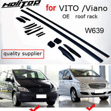 Roof-Bar Viano W639 Model for Old VITO Upgrade-Your-Car Two-Kinds Of/length-Guarantee-Fit