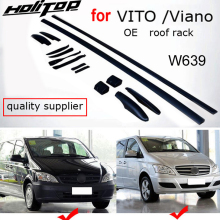 Luggage-Bar Roof-Rack VITO Satisfied-Quality W639 Viano Guarantee for Old Aluminum-Alloy