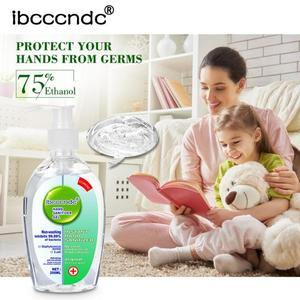 Image 4 - 200ml Hand Sanitizer Gel Antibacterial Hand Gel Disinfectant Moisturizing Disposable Gel Alcohol Hands Wash Gel Hand Sanitizer