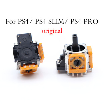 2pcs 3D Analog Joystick Grip stick repair parts Sensor Module Potentiometer For Sony Dualshock 4 PS4 Pro Controller Gamepad недорого
