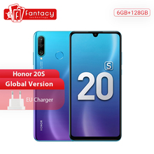 New Global Version Honor 20S 20 S Mobile Phones 6GB 128GB 6.