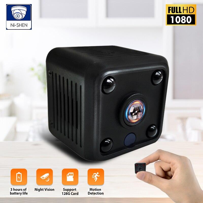 1080P HD Mini Wifi Camera Ip Camera Wifi  Micro Security Camera Wireless Monitor Surveillance Camera 1080p CCTV Night Vision