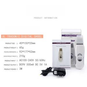 Image 5 - Belleza estrella ultrasónico limpieza depurador de la piel máquina para masajes faciales anión la piel profundamente limpieza exfoliante cara depurador