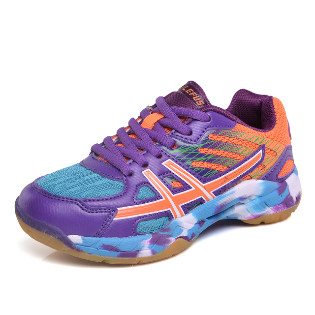 2020 Girls' New Lightweight Tennis Shoes Badminton Shoes Volleyball Shoes, Soft Outdoor Sports Kids Sneakers Baby Girl Shoes