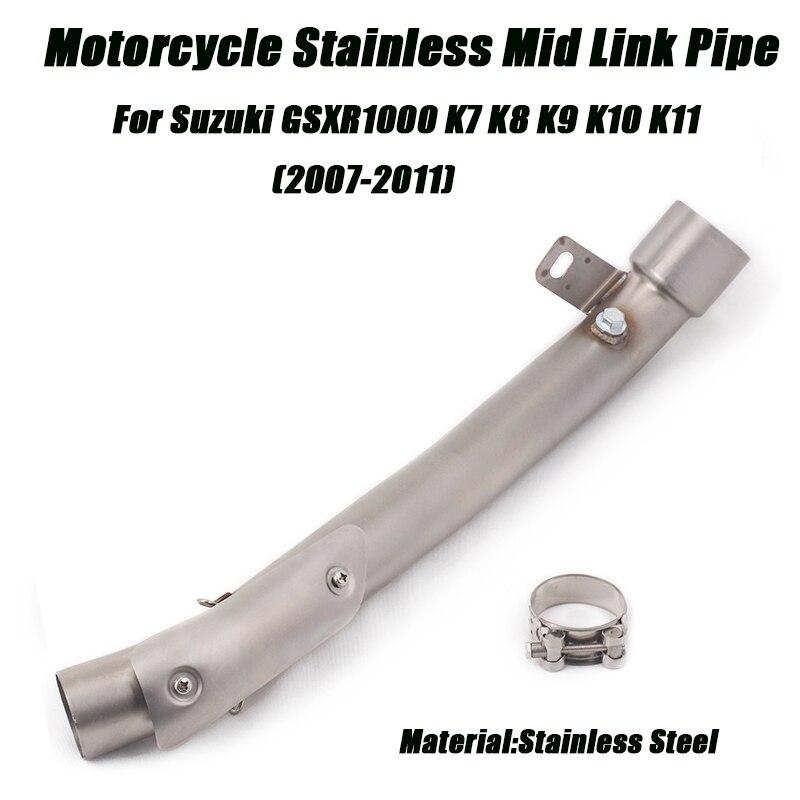 Выхлопная система из нержавеющей стали для мотоцикла среднее