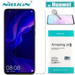 Huawei Nova 4 szkło hartowane NILLKIN 9H twarde przezroczyste szkło hartowane ochronne dla Huawei Nova 4 Nilkin