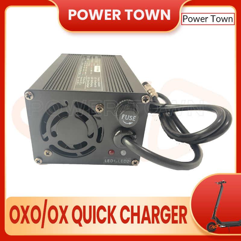 Быстрое зарядное устройство для электрического скутера OXO OX 67,2 в 5 А