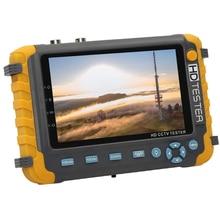 Iv8w HD Monitor del Tester del CCTV AHD 5MP 1080P 720P Analogico Tester HDMI ingresso VGA DC12V