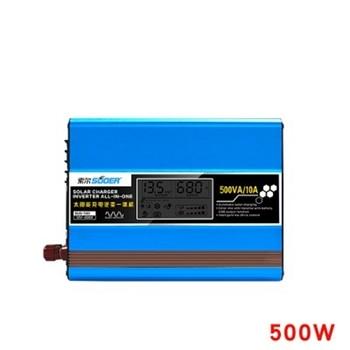 saul solar inverter integrated machine  convertidor 12v 220v modified sine wave  home charging inverter built-in controller 1