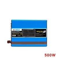 Oferta https://ae01.alicdn.com/kf/H4341261c61ce4233b5a8002ec9559a4an/Convertidor de carga solar saul integrado convertidor 12v 220v modificado de onda sinusoidal controlador incorporado.jpg