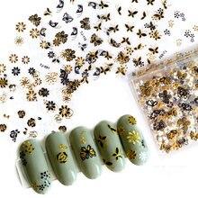 30 листов/Набор 3d бабочки серии переводные наклейки для ногтей