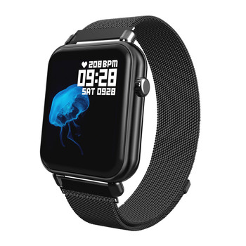 Y6 Pro Smart Watch Ip67 Waterproof Bluetooth Smartwatch Heart Rate Blood Pressure Fitness Tracker for Android Ios фото