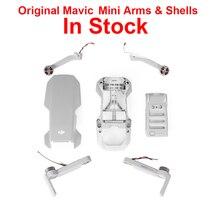 Оригинальный Корпус для DJI Mavic Mini Arms, в наличии корпус со средней рамкой, Нижняя крышка, сменный ремонт Mavic Mini, запасные части