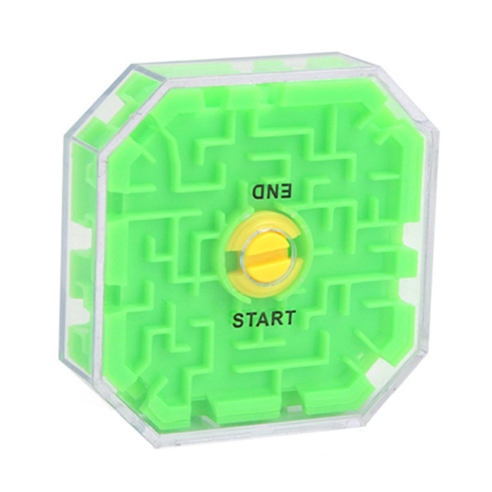 Children'S Intelligence Balls Solid Maze Decompression Mini 3D Maze Ball Toys Professional Fashion Savings Consciousness