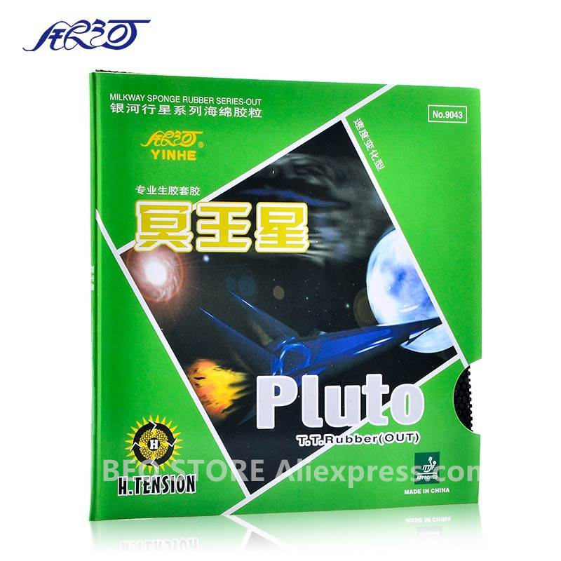 YINHE Pluto Galaxy Pimples Out Original Table Tennis Rubber Ping Pong Sponge