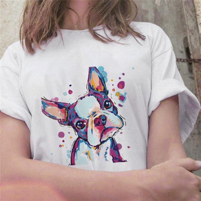 Women's T-Shirt With Logo  1