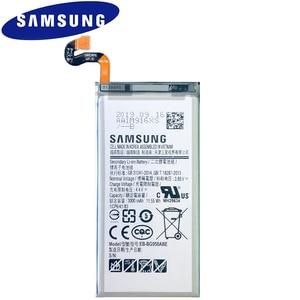 Image 2 - Samsung Original Battery For Galaxy S8 SM G9508 G950F G950A G950T G950U G950V G950S 3000mAh EB BG950ABE Mobile Phone Batteries