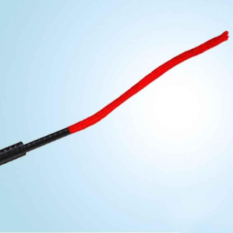 1M pêche haute densité canne à pêche légèrement environ longue spécification corde marron tige toroïdale pointe tige forte corde pêche