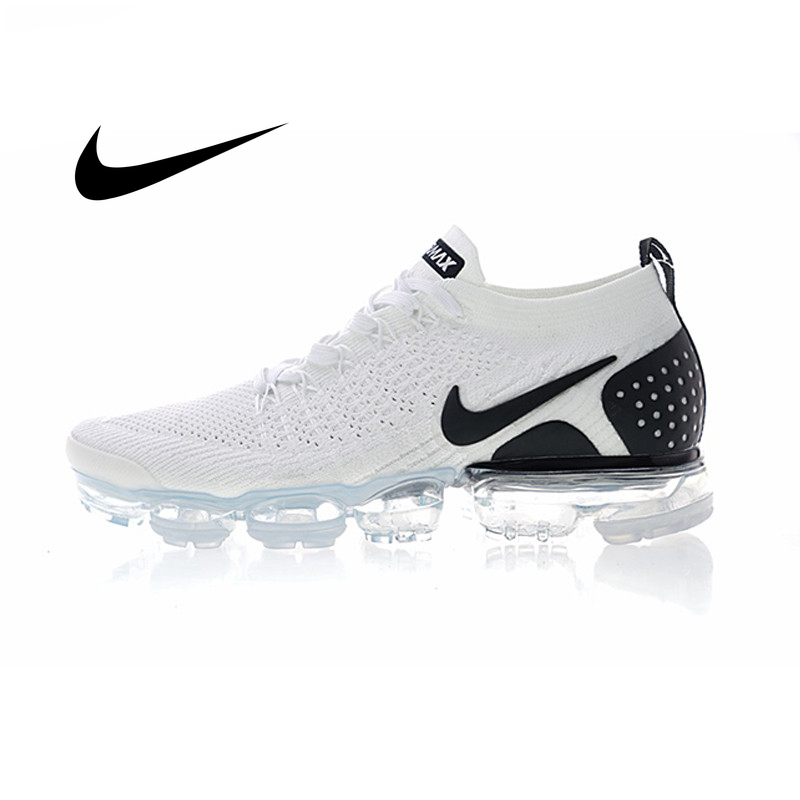 Original Nike Air Vapormax Flyknit 2.0 Men Sneakers Classic Outdoor Running Shoes Non-slip Durable Designer Footwear 942842-103