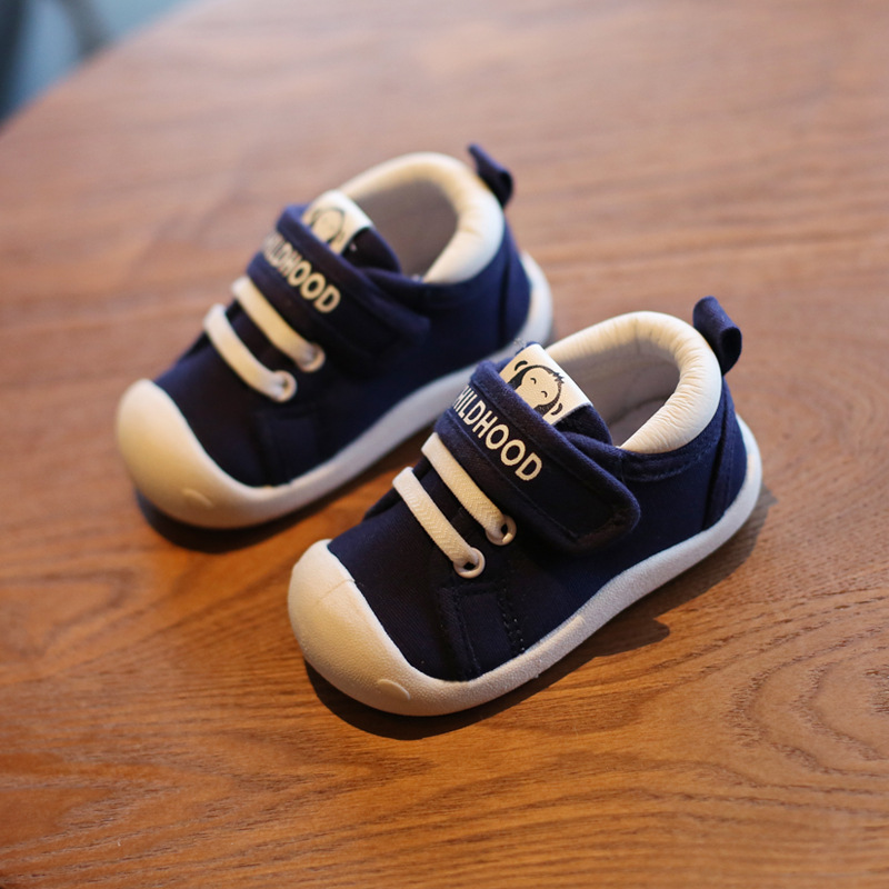 Soft Bottom Breathable Canvas Shoes   4