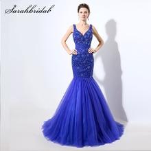 Criss Luxury Mermaid Dress