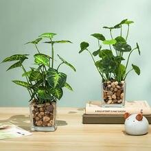 Nordic ins смоделированных заводом комнатный цветок растение