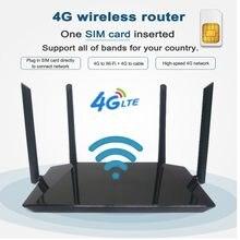 Самый дешевый 3g/4g lte Мобильный wi fi точка доступа с слотом