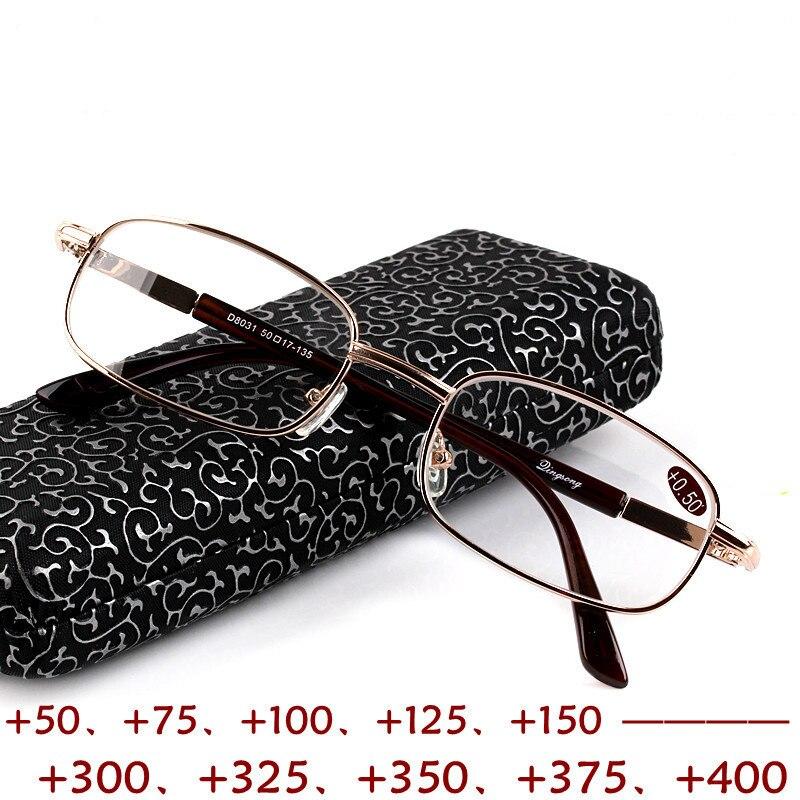 Seemfly Lesebrille Weitsichtigkeit Presbyopie Brille + 0 0,5 0,75 1 1,25 1,5 1,75 2 2,25 2,5 2,75 3,25 3,5 4 4,5 5 5,5 6
