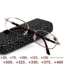 Seemfly gafas de lectura hipermetropía gafas de presbicia + 0 0,5, 0,75 1 1,25, 1,5, 2 2,25 1,75, 2,5, 2,75, 3,25, 3,5 4 4,5 5 5,5 6