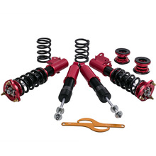 Free Shipping on Asia 4pcs Coilover for Honda Civic 92-95 EG EJ EH 94-01 Integra DC DB  Suspension Shocks Strut Coilovers