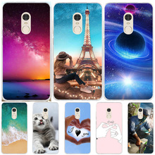 For Xiaomi Redmi Note 4 4X Case Ultra Thin Silicon Cute Cover For Xiaomi Xiomi Xioami Redmi Note 4 4x Note4 Note4x Phone Cases