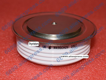 N490CH26 tyrystor kontroli kolejności faz moduł tanie i dobre opinie Fu Li