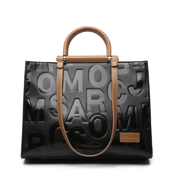 2019 New Fashion Women Ladies Handbag Black Luxury Brand Designer Clutch Leather  Single  Polyester Tote Bag