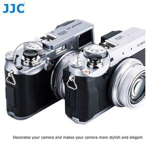 Image 4 - JJC Metal Ontspanknop voor Fujifilm X H1 XPRO2 X100F X100T XE3 XT20 XT2 XT10 XT3 GS645s XT30 SONY RX1RII leica M9