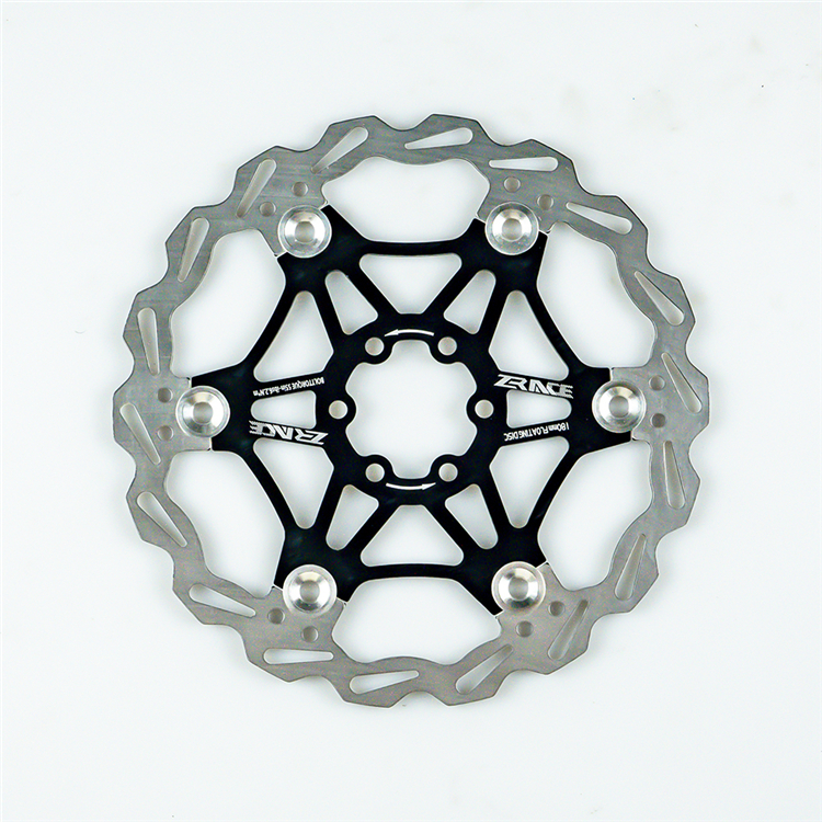 Bike /& bicycle rotor replacement 160mm 180mm Compatible with 6 bolts rotors.