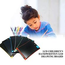 8.5 Inch LCD Handwriting Board Highlight LCD Children's Drawing Board Electronic Hand-drawn Plate Light Energy Blackboard