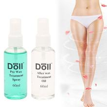 60ml Hair Removal After Wax Treatment Oil Spray Essential Oi