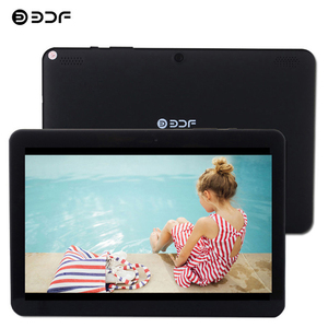 BDF 2020 Best Christmas gift Tablet 10 Inch Tablet Pc Android 6.0 Play Store 1GB/32GB Quad Core 1280*800 IPS Android Tablet 10.1